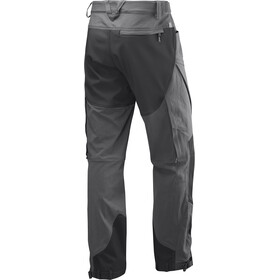 Haglöfs Rugged Mountain Pantalones Hombre, magnetite/true black
